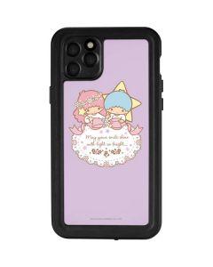 Little Twin Stars Shine iPhone 11 Pro Max Waterproof Case