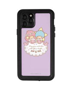 Little Twin Stars Shine iPhone 11 Pro Waterproof Case