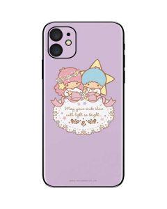 Little Twin Stars Shine iPhone 11 Skin