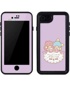 Little Twin Stars Shine iPhone SE Waterproof Case