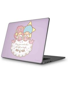 Little Twin Stars Shine Apple MacBook Pro 17-inch Skin