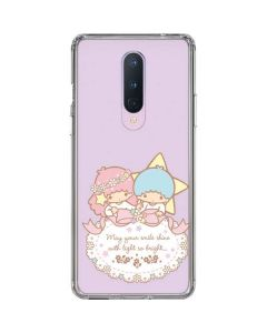 Little Twin Stars Shine OnePlus 8 Clear Case