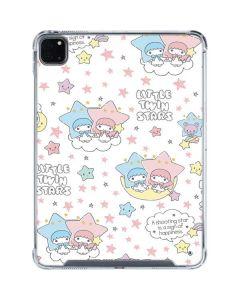 Little Twin Stars Shooting Star iPad Pro 11in (2020) Clear Case
