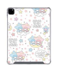 Little Twin Stars Shooting Star iPad Pro 12.9in (2020) Clear Case
