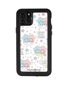 Little Twin Stars Shooting Star iPhone 11 Pro Max Waterproof Case