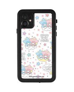 Little Twin Stars Shooting Star iPhone 11 Waterproof Case