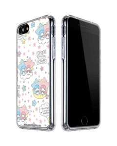 Little Twin Stars Shooting Star iPhone SE Clear Case