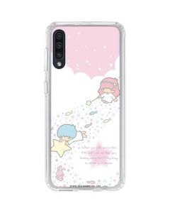 Little Twin Stars Wish Upon A Star Galaxy A50 Clear Case