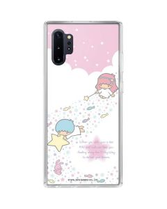 Little Twin Stars Wish Upon A Star Galaxy Note 10 Plus Clear Case