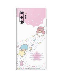 Little Twin Stars Wish Upon A Star Galaxy Note 10 Plus Skin