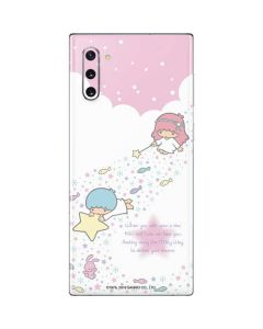 Little Twin Stars Wish Upon A Star Galaxy Note 10 Skin