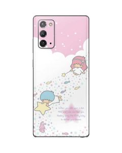 Little Twin Stars Wish Upon A Star Galaxy Note20 5G Skin
