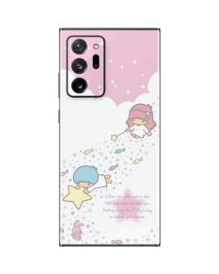 Little Twin Stars Wish Upon A Star Galaxy Note20 Ultra 5G Skin