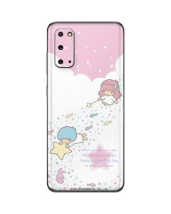 Little Twin Stars Wish Upon A Star Galaxy S20 Skin