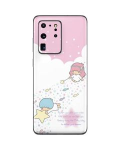 Little Twin Stars Wish Upon A Star Galaxy S20 Ultra 5G Skin