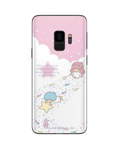 Little Twin Stars Wish Upon A Star Galaxy S9 Skin