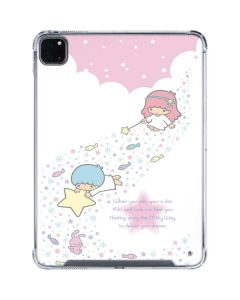 Little Twin Stars Wish Upon A Star iPad Pro 11in (2020) Clear Case