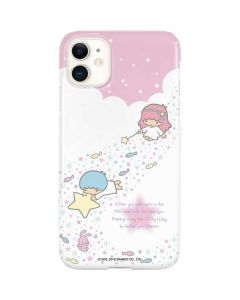 Little Twin Stars Wish Upon A Star iPhone 11 Lite Case