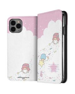 Little Twin Stars Wish Upon A Star iPhone 11 Pro Folio Case