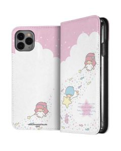 Little Twin Stars Wish Upon A Star iPhone 11 Pro Max Folio Case