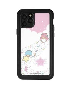 Little Twin Stars Wish Upon A Star iPhone 11 Pro Waterproof Case