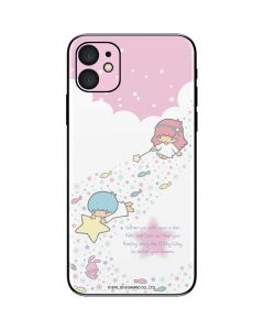 Little Twin Stars Wish Upon A Star iPhone 11 Skin