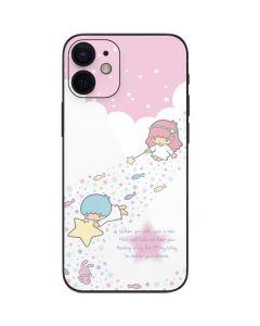 Little Twin Stars Wish Upon A Star iPhone 12 Mini Skin