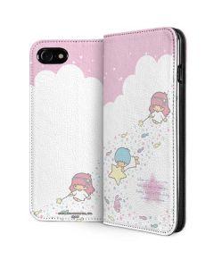 Little Twin Stars Wish Upon A Star iPhone SE Folio Case