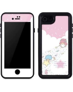 Little Twin Stars Wish Upon A Star iPhone SE Waterproof Case