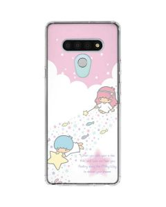 Little Twin Stars Wish Upon A Star LG Stylo 6 Clear Case