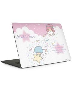 Little Twin Stars Wish Upon A Star Apple MacBook Pro 15-inch Skin