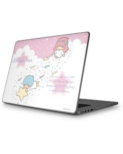 Little Twin Stars Wish Upon A Star Apple MacBook Pro 17-inch Skin