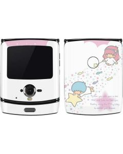Little Twin Stars Wish Upon A Star Motorola RAZR Skin