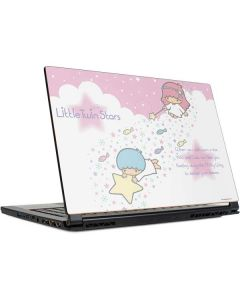 Little Twin Stars Wish Upon A Star MSI GS65 Stealth Laptop Skin