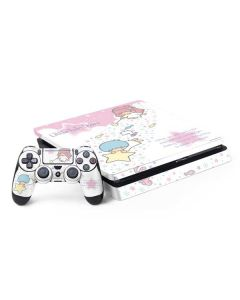 Little Twin Stars Wish Upon A Star PS4 Slim Bundle Skin