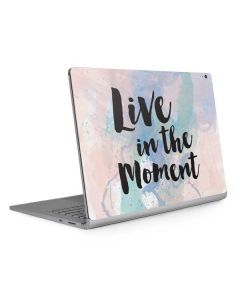 Live In The Moment Pastel Surface Book 2 15in Skin