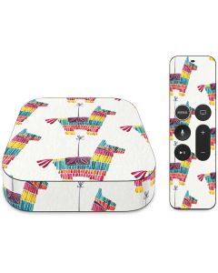 Llama Pinata Apple TV Skin
