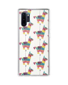 Llama Pinata Galaxy Note 10 Plus Clear Case