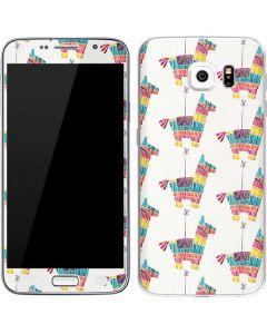 Llama Pinata Galaxy S6 Skin