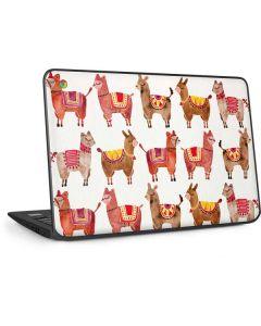 Alpacas HP Chromebook Skin