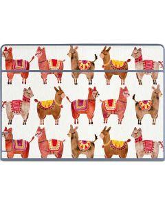Alpacas Galaxy Book Keyboard Folio 12in Skin