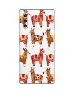 Alpacas Galaxy Note 10 Skin