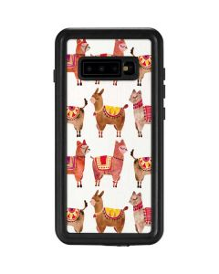 Alpacas Galaxy S10 Plus Waterproof Case