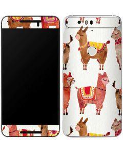 Alpacas Google Nexus 6P Skin