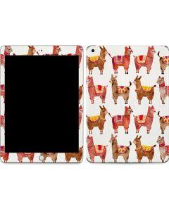 Alpacas Apple iPad Skin