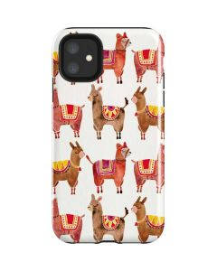 Alpacas iPhone 11 Impact Case