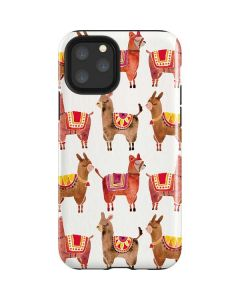 Alpacas iPhone 11 Pro Impact Case