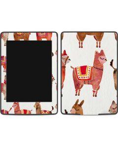 Alpacas Amazon Kindle Skin