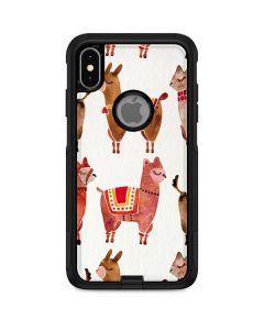 Alpacas Otterbox Commuter iPhone Skin