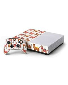 Alpacas Xbox One S All-Digital Edition Bundle Skin